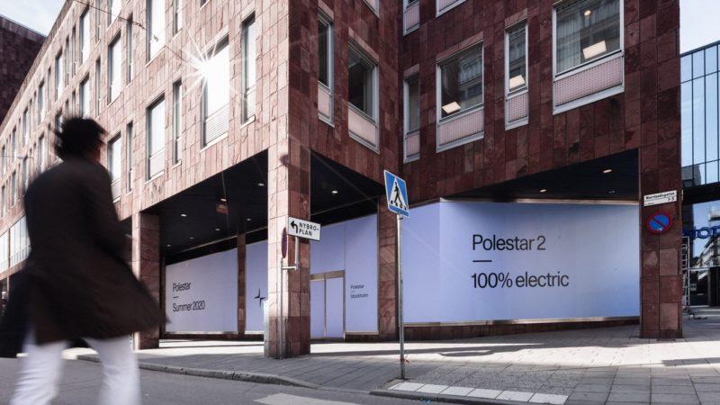 Polestar showroom