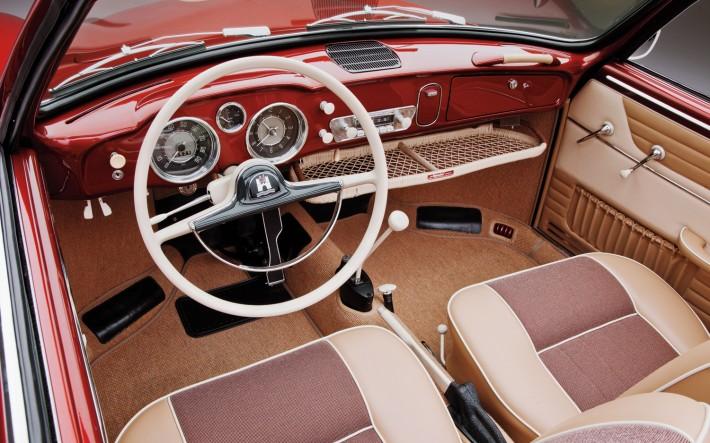 1958-Volkswagen-Karmann-Ghia-interior