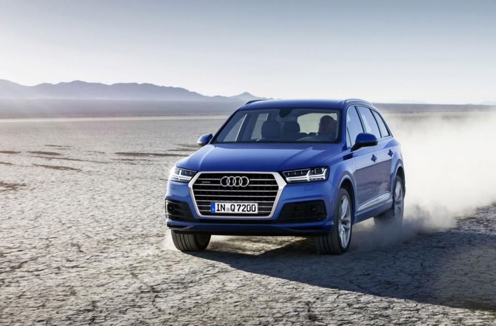 Nya Audi Q7