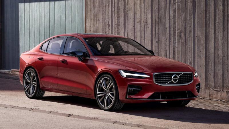 Nya Volvo S60