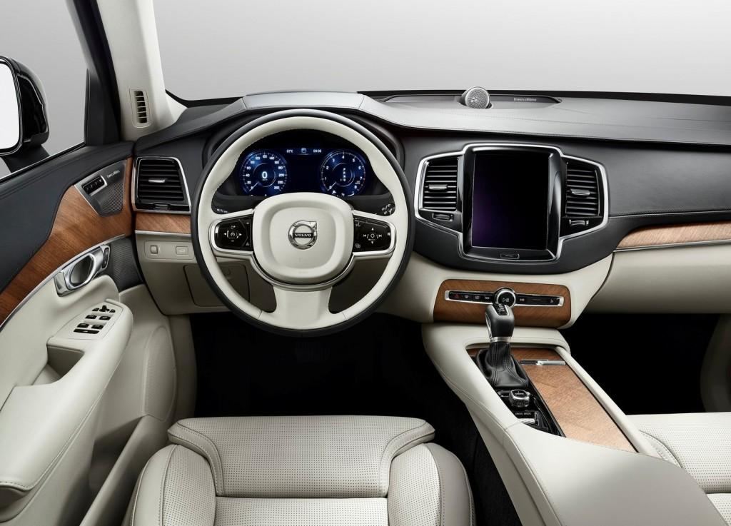 Volvo V90 inredning - Volvo V90 interior
