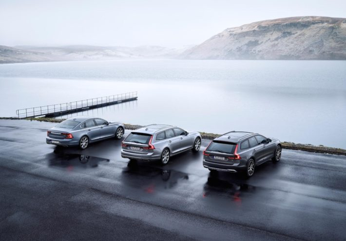 Volvo S90/V90/V90 Cross Country