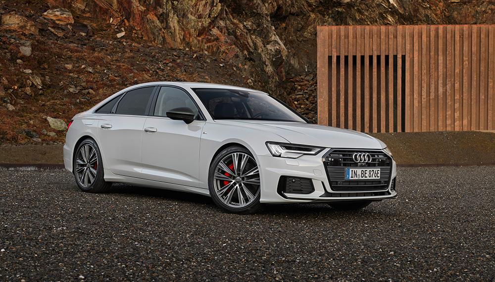 Audi A6 laddhybrid