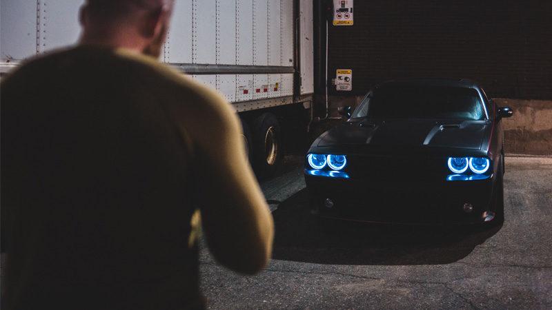 Bilstöld