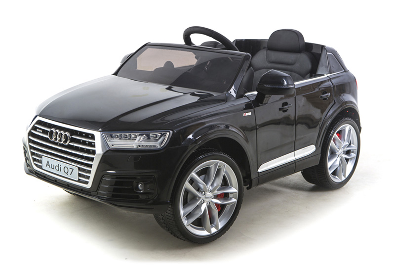Elbil barn Audi