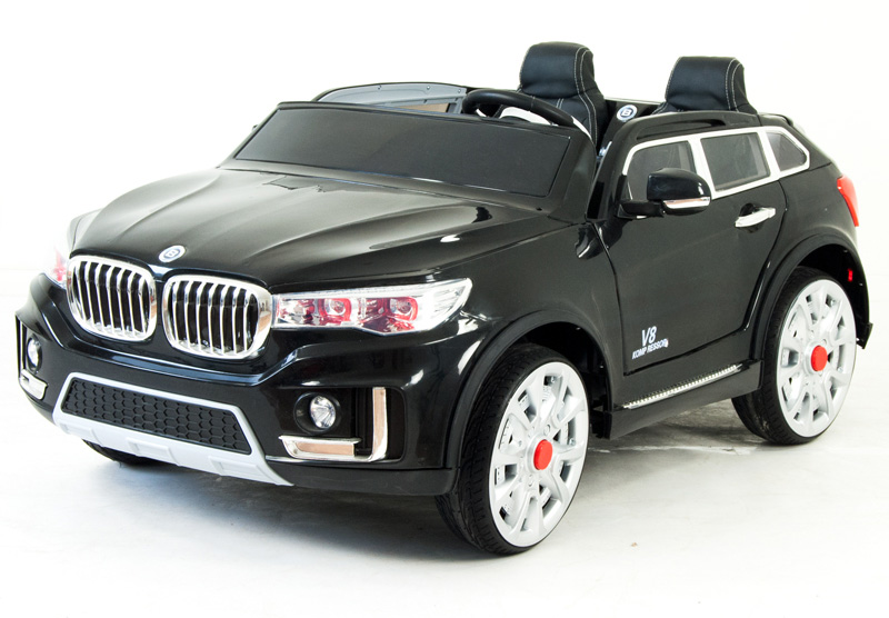 Elbil barn BMW