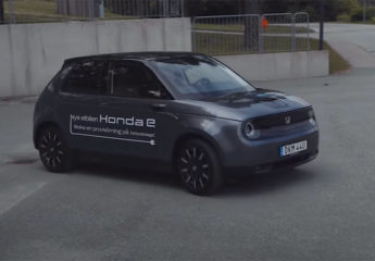 Honda e test