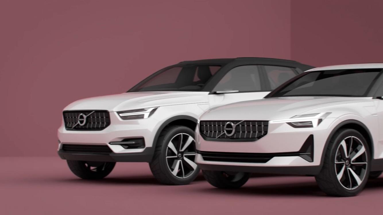Nya bilmodeller volvo concept