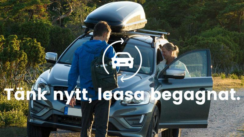 Privatleasing begagnad bil