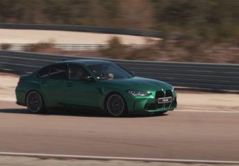 BMW M3 test