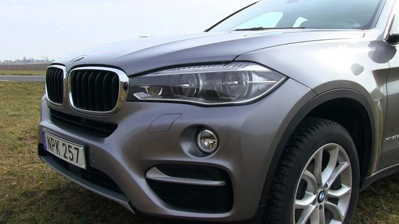 Motorjournalen tittar närmare på BMW X6