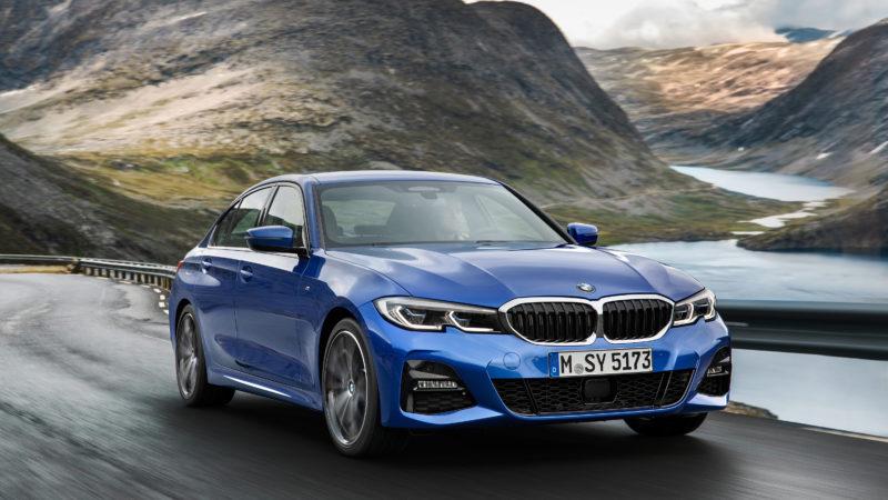 Nya BMW 3-serien