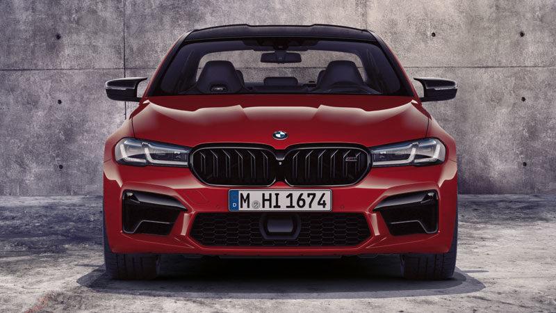 Nya BMW M5