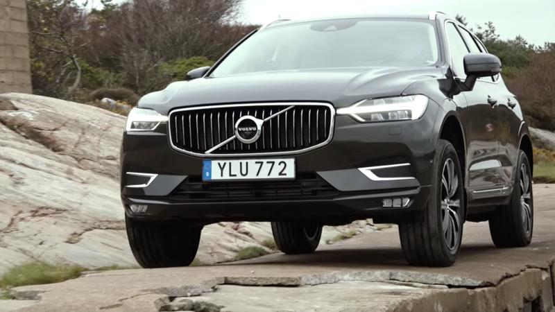 Nya Volvo XC60