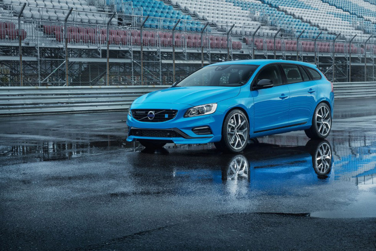 volvo presenterar v60 polestar autonytt. Black Bedroom Furniture Sets. Home Design Ideas