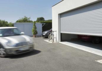 smart garageport
