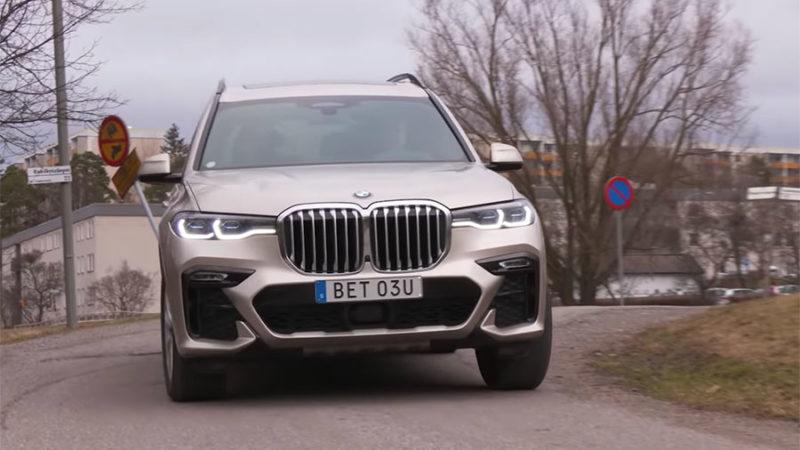 Test BMW X7