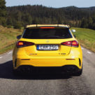 Test Mercedes AMG A 45 s