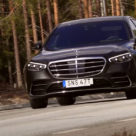 Test Mercedes S-klass