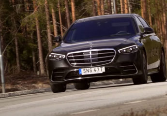 Test Mercedes S-klass