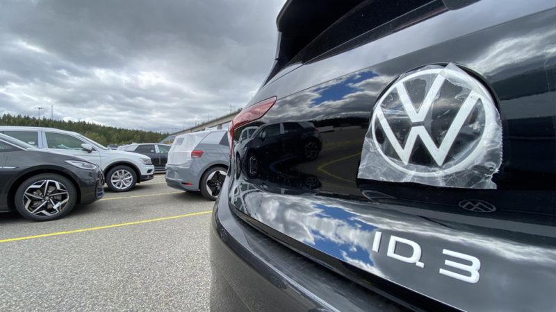 Volkswagen ID.3 testad