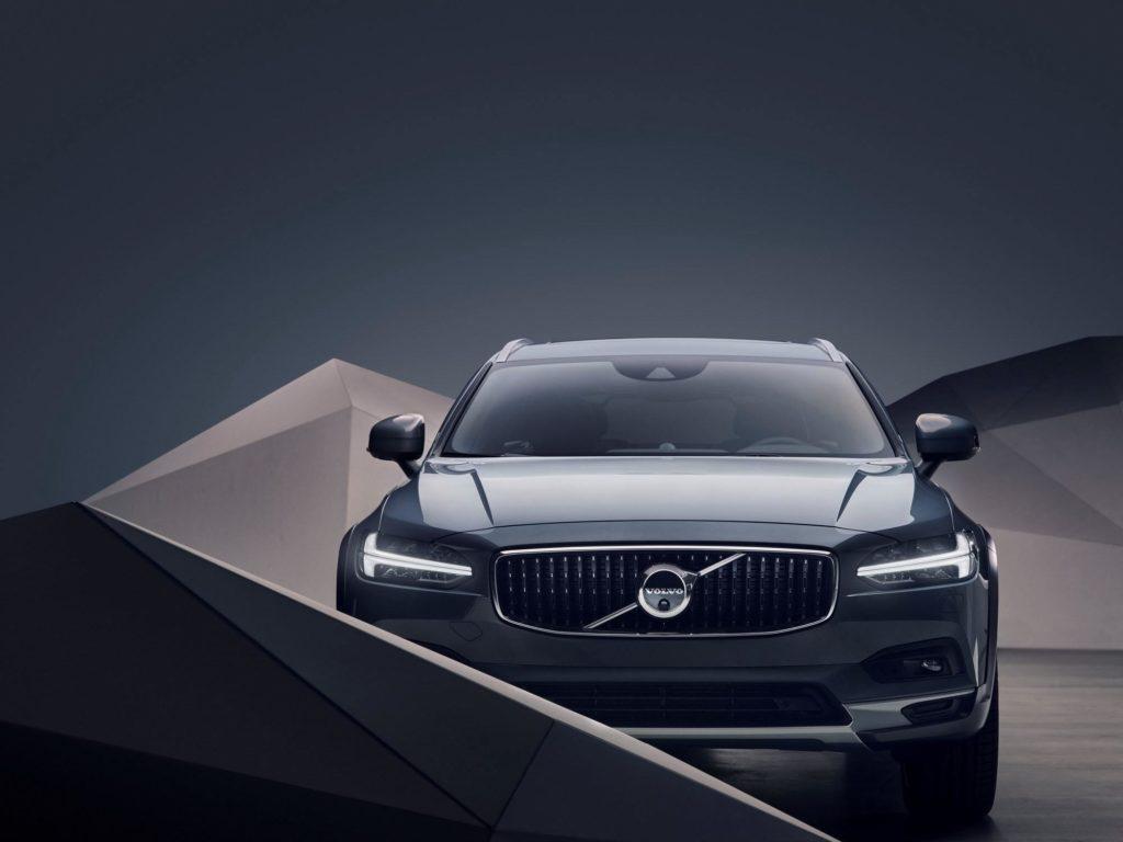 Volvo V90 Cross Country facelift 2021