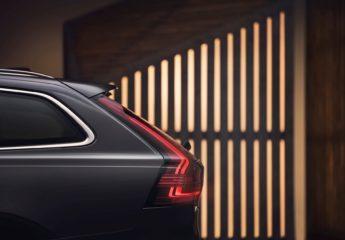 Volvo V90 facelift 2021