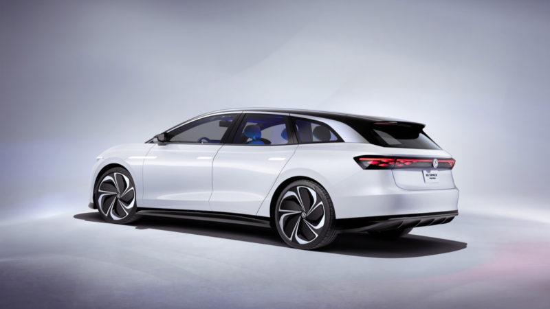 VW elbil kombi